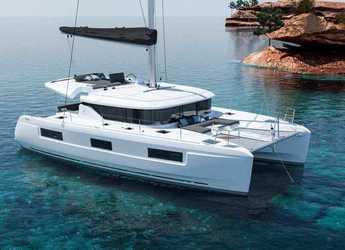 Rent a catamaran in Nanny Cay - Lagoon 46