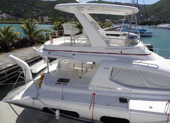 Rent a catamaran in Puerto del Rey Marina - Leopard 47 PC