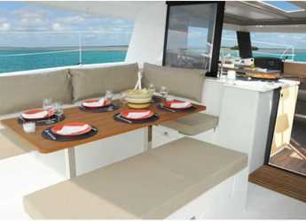 Rent a catamaran in Palm Cay Marina - Helia 44