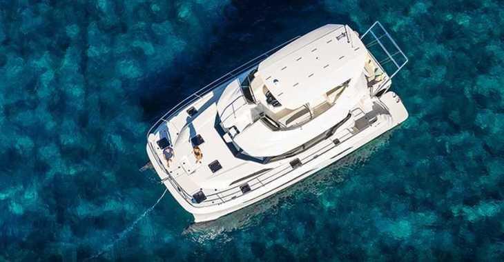 Rent a catamaran in Marina Le Marin - Aquila 44