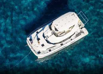 Rent a catamaran in Marina Le Marin - Aquila 44