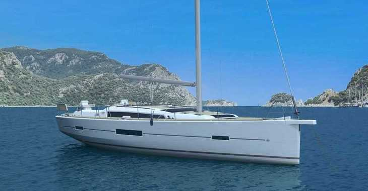 Rent a sailboat in Marina Le Marin - Dufour 520 GL
