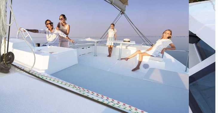 Rent a catamaran in Marina Le Marin - Bali 5.4
