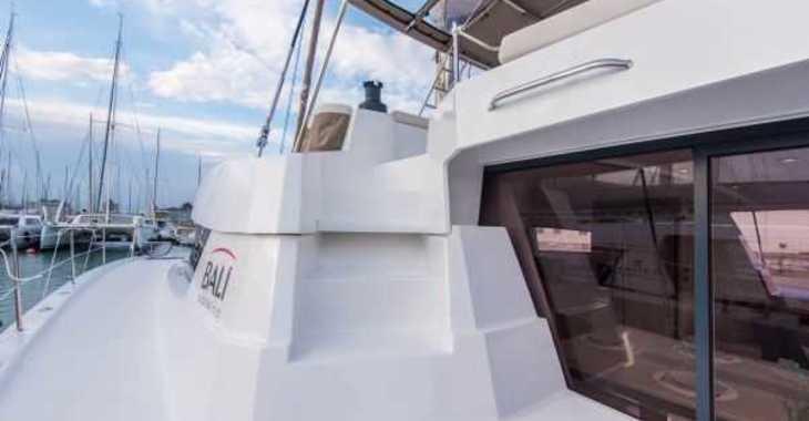 Rent a catamaran in Marina Le Marin - Bali 5.4 Luxe