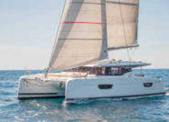 Rent a catamaran in Marina di Olbia - ASTREA 42