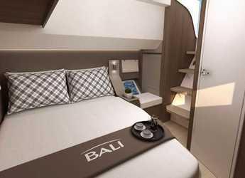 Rent a catamaran in Port Lavrion - Bali 4.8