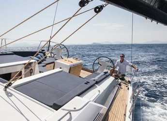 Rent a sailboat in Marina Gouvia - Oceanis 51.1