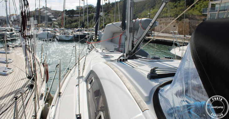 Rent a sailboat in Port Mahon - Oceanis 40
