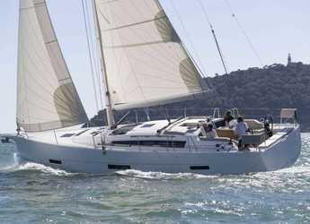 Louer voilier à Scrub Island - Dufour 430