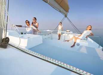 Rent a catamaran in Port Louis Marina - Bali 5.4 Luxe