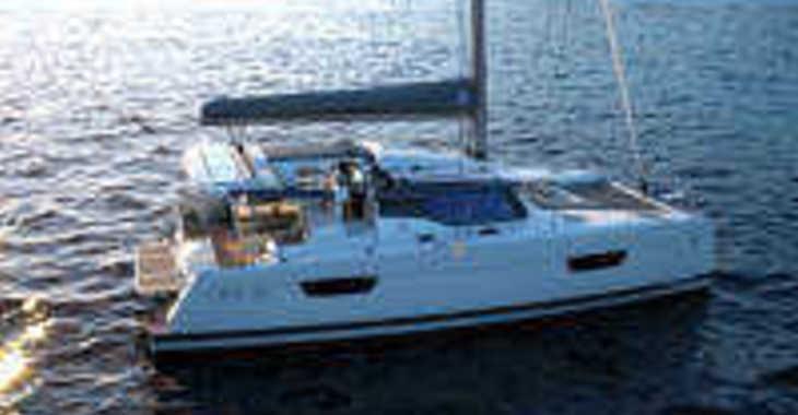 Rent a catamaran in Palm Cay Marina - ASTREA 42