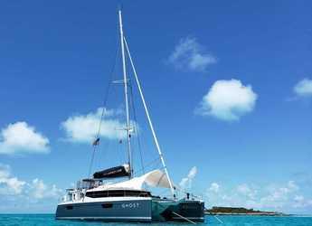 Rent a catamaran in Palm Cay Marina - Saba 50