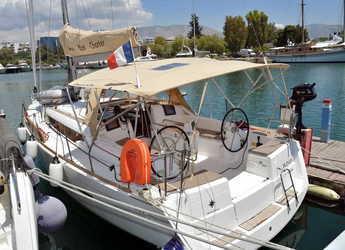 Rent a sailboat in Kos Port - Sun Odyssey 389
