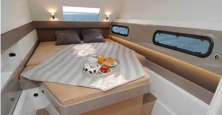 Rent a catamaran in Palm Cay Marina - Bali 4.1 Owner Version