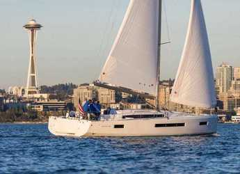 Rent a sailboat in Nanny Cay - Sun Odyssey 410