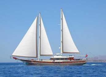 Alquilar goleta en Bodrum Marina - Gulet 125