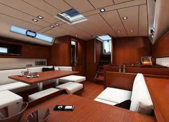 Rent a sailboat in Alimos Marina Kalamaki - Oceanis 45
