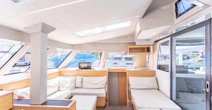 Rent a catamaran in Nanny Cay - Nautitech Fly 46 Catamaran