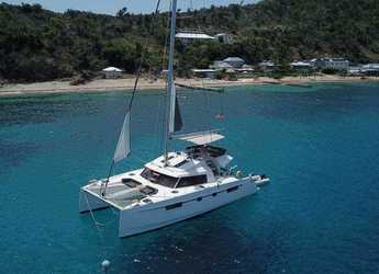 Rent a catamaran in Nanny Cay - Nautitech Fly 46 Catamaran