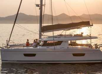 Rent a catamaran in Nanny Cay - Helia 44