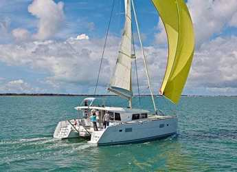 Rent a catamaran in Blue Lagoon - Lagoon 400 Catamaran