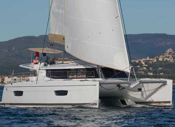 Alquilar catamarán en Road Reef Marina - Helia 44 Maestro Evolution