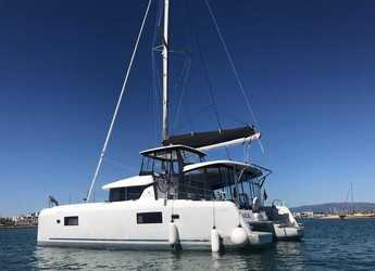Rent a catamaran in JY Harbour View Marina - Lagoon 42