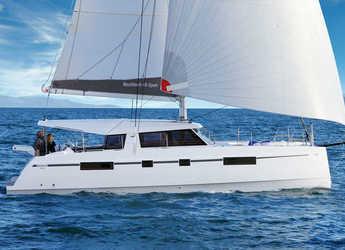 Rent a catamaran in Road Reef Marina - 2019 Bavaria Nautitech Open 46