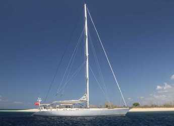 Rent a sailboat in Yacht Haven Marina - Nautor Swan 87