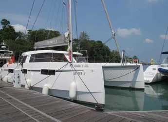 Chartern Sie katamaran in Yacht Haven Marina - Nautitech Open 40