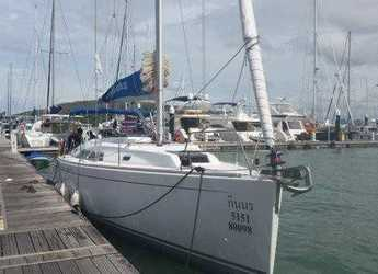 Rent a sailboat in Yacht Haven Marina - Hanse 400
