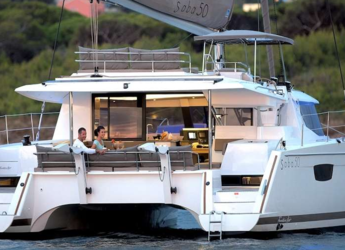 Rent a catamaran in American Yacht Harbor - Fountain Pajot 50