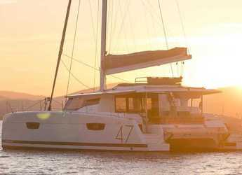 Rent a catamaran in Nanny Cay - Saona 47 - 5 Cabin