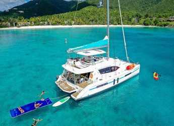 Rent a catamaran in American Yacht Harbor - Leopard 58