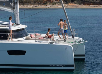 Rent a catamaran in American Yacht Harbor - Fontaine Pajot