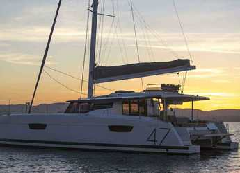 Rent a catamaran in American Yacht Harbor - Fountaine Pajot 47
