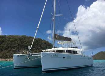 Rent a catamaran in American Yacht Harbor - Lagoon 45