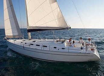 Rent a sailboat in Preveza Marina - Cyclades 50.5
