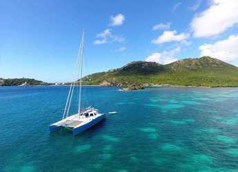 Rent a catamaran in Blue Lagoon - Catamaran 72