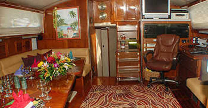 Rent a sailboat in Nanny Cay - Irwin 72