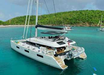 Rent a catamaran in Yacht Haven Marina - Lagoon 62