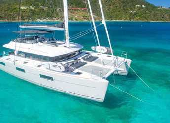 Rent a catamaran in Nanny Cay - Lagoon 62