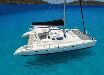 Rent a catamaran in Nanny Cay - Voyage 50
