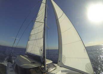 Rent a catamaran in Alimos Marina Kalamaki - Nautitech 40