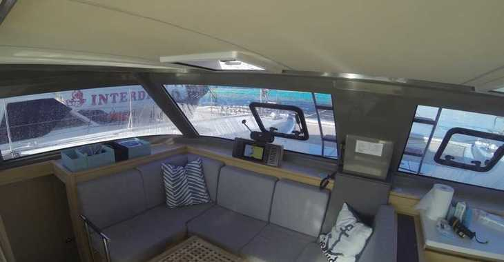 Rent a catamaran in Skiathos  - Nautitech 40