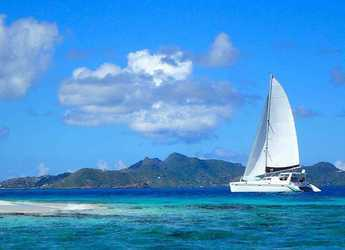 Rent a catamaran in American Yacht Harbor - St. Francis 50