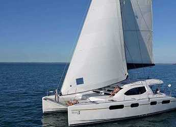 Rent a catamaran in American Yacht Harbor - Robertson and Caine 46