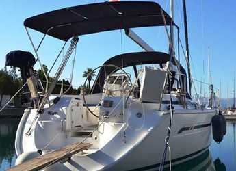 Rent a sailboat in Ece Marina - Bavaria 36
