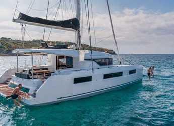 Alquilar catamarán en Jolly Harbour - Lagoon 50