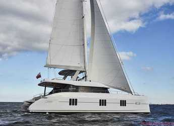 Rent a power catamaran in JY Harbour View Marina - Sunre